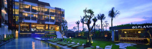 Luxury Bikram Yoga Retreat location Bali