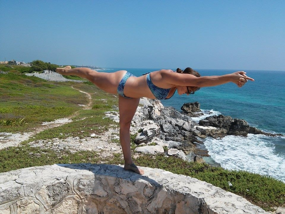 Jenilyn Braegger - Bikram Yoga Teacher