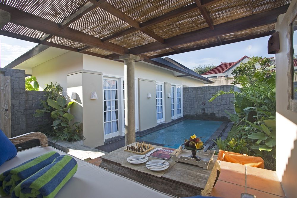 Private Villa with pool - Bali Yoga Retreat